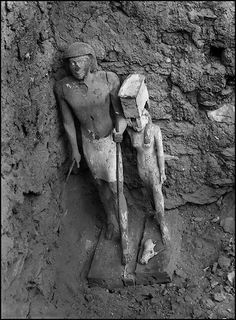 The people of the Ancient Empire...The discovery of the tomb of Akhithotep…