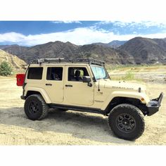 Mostly Jeeps — jeep:   A perfect trail vehicle for...