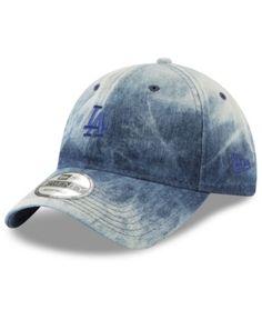 super popular 6a16a 27283 New Era Los Angeles Dodgers Denim Wash Out 9TWENTY Cap   Reviews - Sports  Fan Shop By Lids - Men - Macy s
