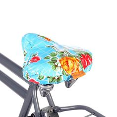 I want this bike seat cover,  I would like to paint my bike to match it.