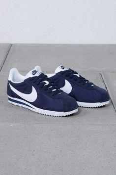 90e909ea12 Nike Sportswear - WMNS Classic Cortez Nylon, sneakers, shoes, outfit,  outwear, sport, sportswear, street, streetswear, trend, fashion, style,  spring, ...