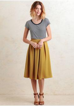 Cute Skirts - Maxi,