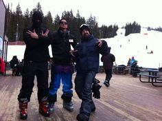 Ghost Adventures: Zak, Nick and Aaron go skiing while investigating Tooele Hospital.