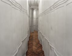 Le Cercle Fermé, an installation in Venice 2011 by Luxembourg Artists Feipel and Bechameil