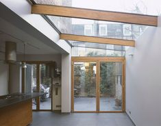 Glass roof... Verrière
