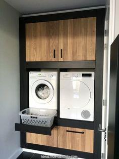 Unique Laundry Room Decoration Ideas Just For You - Waschraum - Room Interior, Interior Design Living Room, Interior Lighting, Luxury Interior, Interior Paint, Kitchen Interior, Küchen Design, House Design, Design Ideas