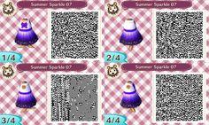 AC:NL DESIGN - Summer Sparkle [07/Purple] by AC-Mall on DeviantArt