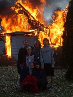 Awkward family photos????