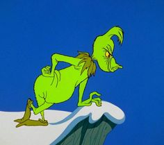 Its the Grinch