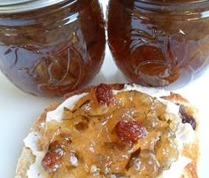 Happier Than A Pig In Mud: Zucchini Bread Jam and International Can It Forward Day