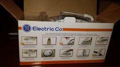 Ferro de Engomar a Vapor Electric Co KB-123 Lisboa - imagem 2