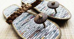 Como Fazer Artesanato com Jornal Velho Fácil