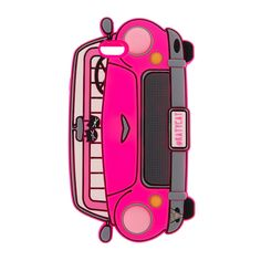 Katy Perry 3D Light Up Pink Cadillac Cover for iPhone 6 | Claire's