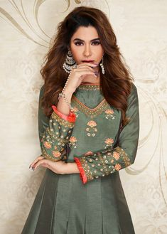 Anarkali Gown, Lehenga, Womens Clothing Stores, Clothes For Women, Fashion Bazaar, Gown Party Wear, Fancy Gowns, Designer Gowns, Designer Kurtis