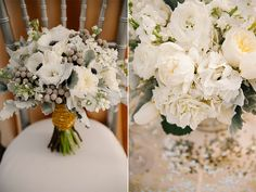winter wedding flowers by http://calierose.com photography by http://brookeschultzphotography.com