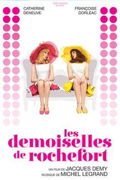 1967 Les demoiselles de Rochefort ロシュフォールの恋人たち