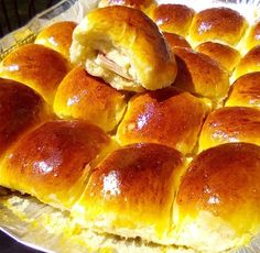 Hot Dog Buns, Hot Dogs, Feta, Food And Drink, Cooking, Recipes, Breads, Alphabet, Kitchen