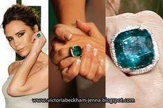 Here's what I really really want! The world's most stunning Emerald ring in my opinion!
