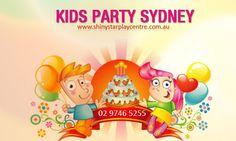 Kids party Sydney