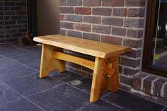 ベンチ - 一枚板のテーブル きくら 広島