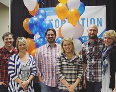 Throwback Thursday to our official church launch day 2 years ago! We are so thankful for our pastors and their families. Come celebrate our second birthday with us: Thursday January 21st 6-8pm (doors open at 5:30) Dinner will be served. Chisholm Springs Event Center  More information and RSVP form are on the blog: http://ift.tt/1f30MYY #throwbackthursday #secondbirthday #churchplanting #edmond #church #edmondok #oklahoma #party #celebrate
