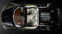 Bugatti Veyron Black Bess : Un hommage à l'aviateur Roland Garros