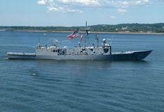 "USS Klakring FFG-42 New York Harbor May 24, 2006 - 5 x 7"" Photo Card Uss Kearsarge, Fleet Week, Joining The Navy, New York Harbor, May 24, Tri State Area, United States Navy, Caribbean Sea, Photo Cards"