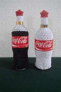 #3Dorigami #GottaLoveCoke :D
