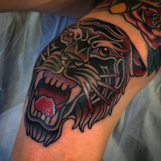 Super dope tiger knee jam by @philhatchetyau