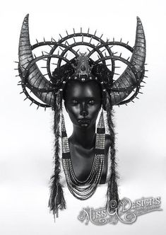 Horned Headdress wit