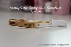 #Almay Clear Complexion #Concealer Review