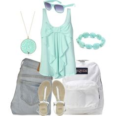 """""""A refreshed day!"""" by jaddon on Polyvore"""