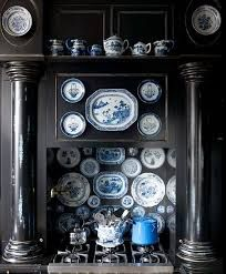 Image result for blue and white transferware