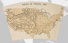 The University of Richmond Animates the 1932 Atlas of the Historical Geography of the United States
