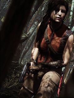 Tomb Raider  | via Tumblr
