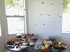 Afternoon Baby Shower, Ice Tea, Parfaits & Bubbly To entertain Sprinkle Shower, Fabric Roses, Simple Elegance, Iced Tea, Afternoon Tea, Parfait, Bubbles, Table Settings, Baby Shower