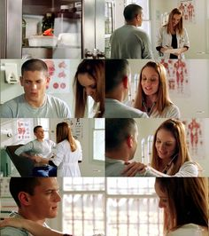 Prison Break- Michael and Sara These couple were my favourite <3