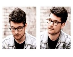 Pictures of the strikingly handsome Dan smith