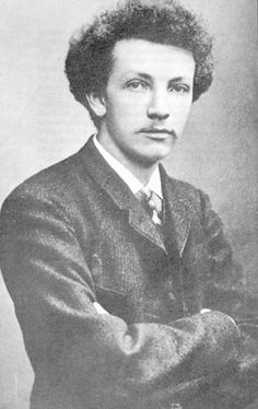 Richard Strauss (1864-1949); we share the same birthday, June 11. Of course, he was much older (like, by 93 years.)