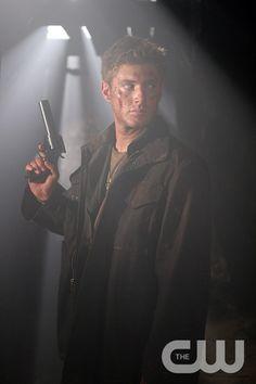 "Supernatural Sesaon 1 Episode 1 - ""Wendigo"" Pictured: Jensen Ackles as Dean Winchester Credit: ©ÊThe WB/Michael Courtney"