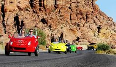 Scoot City Tours in Red Rock Canyon Las Vegas