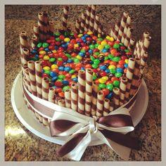 Cakes m&m