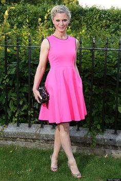 Bilderesultat for emilia fox Emilia Fox, Party Dresses For Women, Wedding Dresses, Emma Willis, Stunningly Beautiful, Beautiful Women, Flattering Dresses, Applique Dress, Hot Dress
