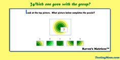Can you finish the pattern?  #NNAT #practice #question