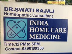 Homeopathy is the Best Pathy for Geriatric Population . Profits of Homeopathy :  1. It is Not Expensive . 2. It has Solution for Maximum Geriatric Ailments. 3. It needs Minimum Investigations.  4. It has Least Drug Reactions .  5. Anyone can Depend on it.  Dr Swati Bajaj is a very experienced , successful & available Consultant Homeopath ( available by online appointment also ) specially for Geriatric Populace.