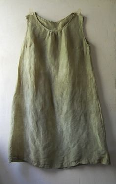 new enhabiten organic silk hemp hand sewn and dyed