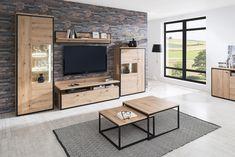 Obývačka COLONIA vo vyhotovení dub artisan Flat Screen, Artisan, Furniture, Home Decor, Blood Plasma, Decoration Home, Room Decor, Flatscreen, Craftsman