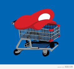 awesome! Feels like this when grocery shopping....