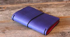 Add some extra color to your Leather Quill Traveler's Notebook. Choose a color for the outside  and inside!   This is a add on listing and does not include a Pocket, Wrap or Leather  Quill nor does it include a Leather Quill Binder. This listing is a ADD ON  for 1 product only.