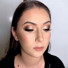 Wedding guest makeup for Ivana ✨ . Bridal Make Up, Wedding Make Up, Makeup Artist Melbourne, Wedding Guest Makeup, Formal Makeup, Fashion 2017, Makeup Ideas, Bridal Shower, Abs
